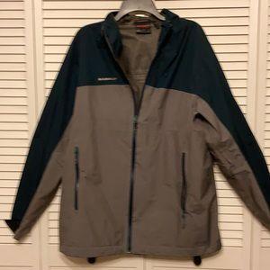 MammutDark Green Grey Coretex Jacket Size XL